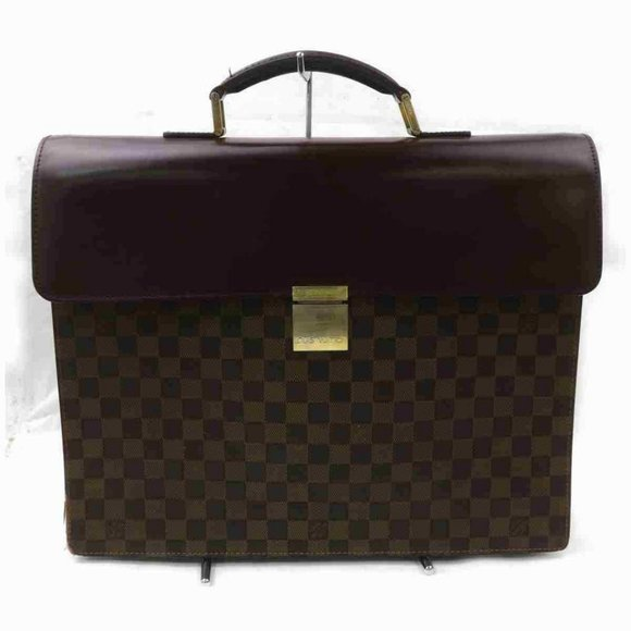 Louis Vuitton Handbags - Louis Vuitton Damier Ebene Altona GM Attache Brief